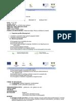 Proiect Lb. Romana-clsIV