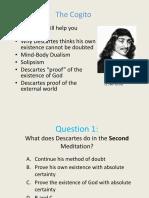 Phil 102 Descartes 2(1)