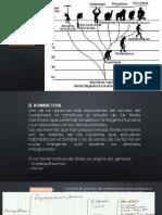 Hombre Folsil-filogenia Humana