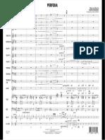 Perfidia BB Hal Leonard Conductor