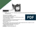 Trisomia 21 Sau Sindromul Down