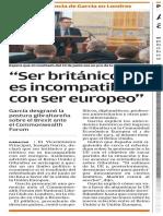 """160525 Viva CG- """"Ser Británico No Es Incompatible Con Ser Europeo"""" p.7"""