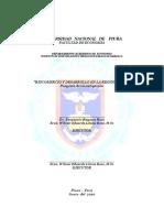 BIOCOMERCIO Y DESARROLLO EN LA REGION PIURA