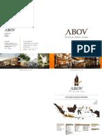 Company Profile Abov -Project Agustus 2015 (1)