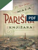 Mala Pariska Knjizara - Nina George