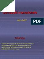 Gamapatii Monoclonale (Interne)