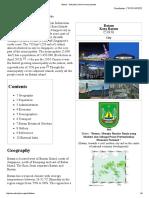 Batam - Wikipedia, The Free Encyclopedia
