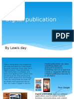 digital publication powerpoint