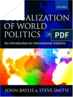 71335242 Baylis John Smiths Steve Red the Globalization of World Politics Introduction to International Relations Theory