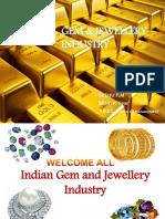 Case Study on Jewellery Industry