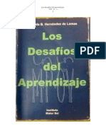 Desafíos del Aprendizaje Graciela Hernandez de Lama