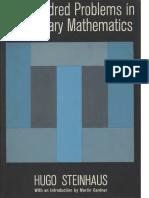 178673579-hugo-steinhaus-one-hundred-problems-in-elementary-mathematics-pdf.pdf