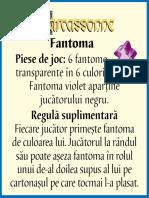 Carcassonne Extensia Mini Fantoma(Full Permission)