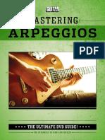 Mastering Arpeggios PDF with tab.pdf