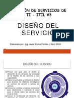 Gestión de servicios ITIL v 3.0