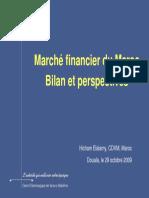 marchefinanciermaroc_bilanetperspectives