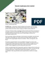 Plastik Ramah Lingkungan Dari Limbah