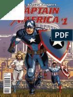 Captain America Preview