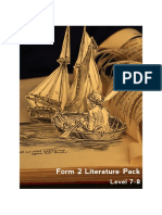 Form 2 Literature Pack Lv. 7-8