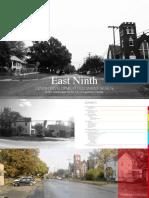 East Ninth Design Development Document (April 2016)