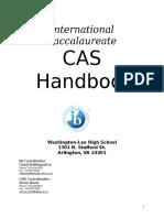 CAS Handbook Class of 2013