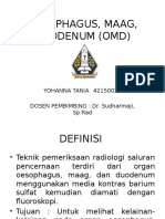 OESOPHAGUS, MAAG, DUODENUM (OMD).pptx