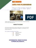 Los Plaguicidas o Pesticidas Son Un Conjunto de Productos Ut
