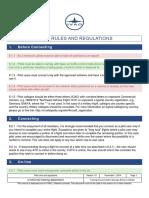 Rules Regulation Pilot pdfs