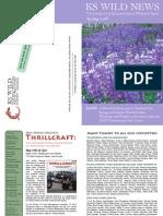 KS Wild Newsletter, Spring 2008 ~ Klamath-Siskiyou Wildlands Center
