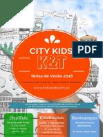 Kids & Teens - CityKids 2016 Poster