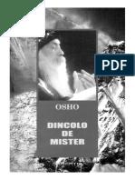 Osho - Dincolo de Mister