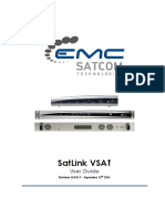 101557 SatLink VSAT User Guide 16-0-0-3