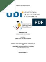Informe Practica Clinica UDI