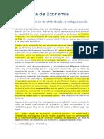 Apuntes Clases Historia Económica de Chile