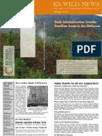 KS Wild Newsletter, Spring 2006 ~ Klamath-Siskiyou Wildlands Center