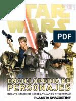 (Star Wars) Star-Wars Enciclopedia Personajes