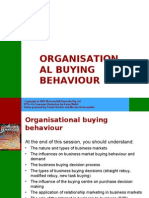 Business Buying Behaviour