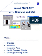 Graphics and GUI Using Matlab