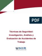 UC06-Tecnicas de Seguridad Investigacion Analisis y Evaluacion de Accidentes