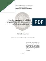 Padrões espaciais e de atividade da cuíca d ' água Chironectes minimus em rios de Mata Atlântica no sudeste do Brasil_2009_Leite.pdf