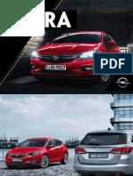 Catalogo Nuevo Astra 2016