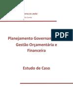 A Política Nacional de Desenvolvimento Regional 2705