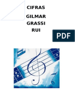Capa Cifras Gilmar