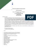 """Taller Internacional """"Pesca Contaminación y Medio Ambiente"""""""