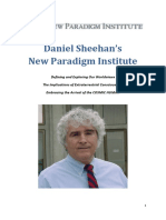 Daniel Sheehan - Implications of Extraterrestrial Contact - New Paradigm Institute