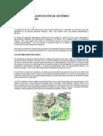 Definición y Clasificación de Sistemas Agroforestales 1