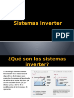 Sistemas Inverter