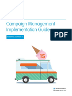 Salesforce Campaign Implementation Guide