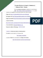 Capítulo 14 - Inductancia Mutua y Transformadores - Solucionario de Circuitos Eléctricos - Joseph A. Edminister & Mahmood Nahvl - 3ra Edición - Schaum