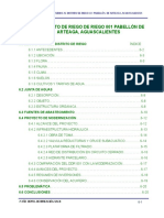 Reporte DDR 001 Pabellon de Arteaga Ags